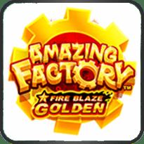 Fire-Blaze-Golden-Amazing-Factory